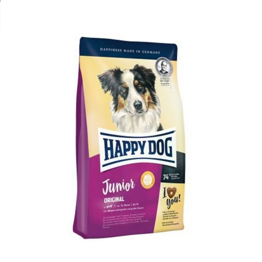 Happy Dog Food Junior Original – 10 Kg - Pet Food - Pet Store - Pet supplies