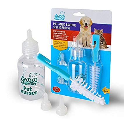 Pet Feeder Bottle