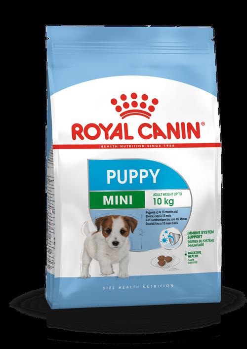 Royal Canin Mini Puppy 4Kg - Pet Food - Pet Store - Pet supplies
