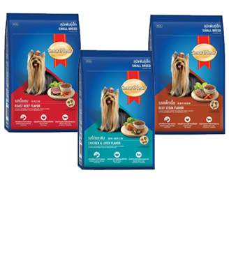 Smartheart Small Breed Dog Food - 3 kg