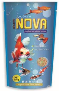 Nova Fish Food 100 G - Pet Food - Pet Store - Pet supplies