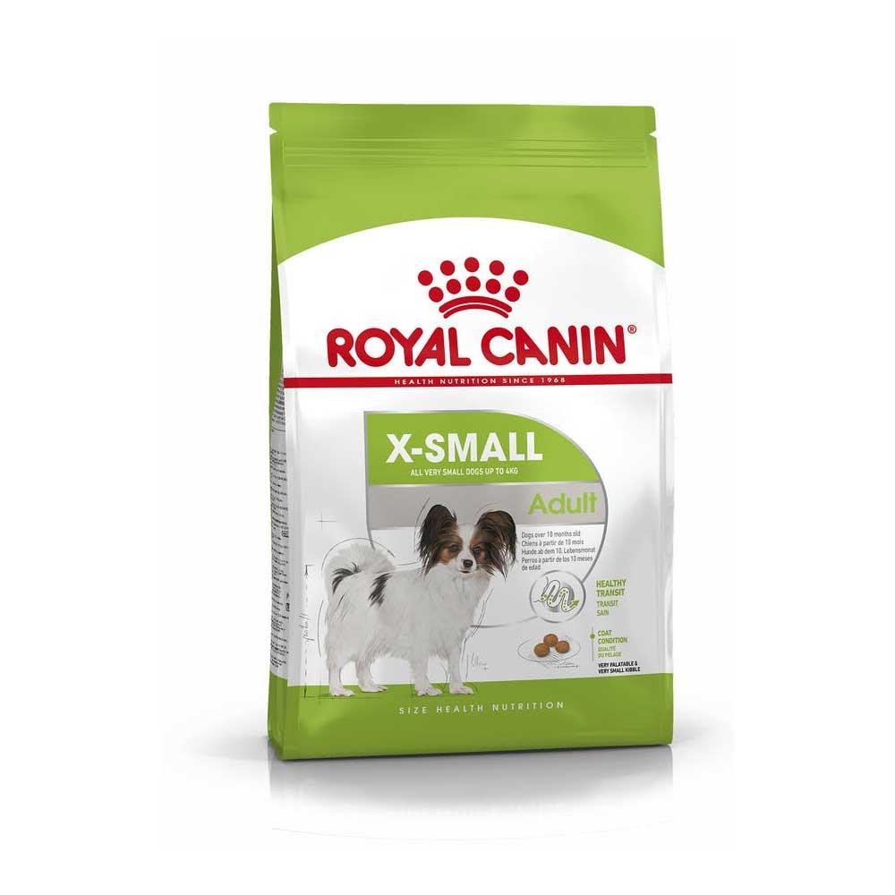 Royal Canin X-Small Adult Dog Food - Pet Food - Pet Store - Pet supplies