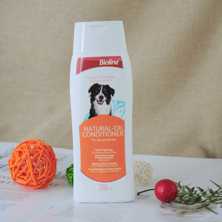 Bioline Natural Oil Conditioner - 250 ml - Pet Accessories - Pet Store - Pet supplies