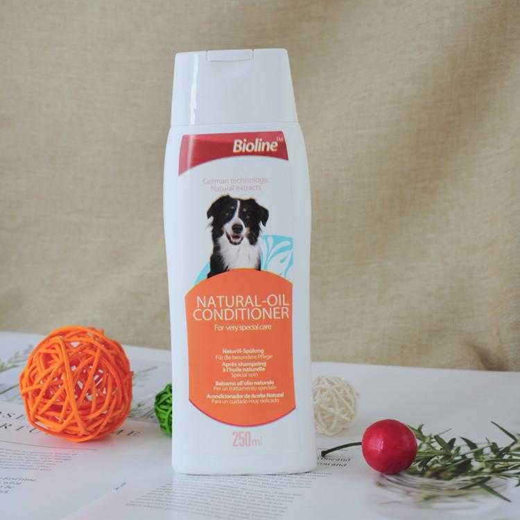Bioline Natural Oil Conditioner - 250 ml - Pet Accessories - Pet Store - Pet supplies