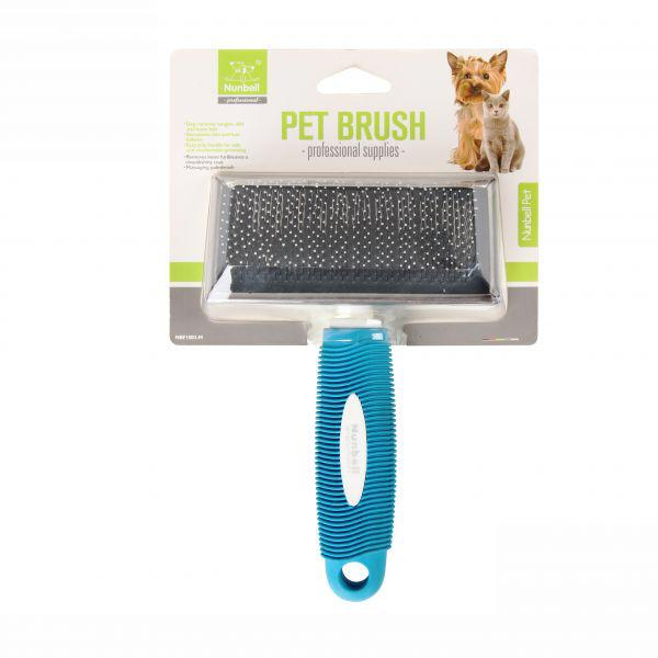 Nunbell Brush Steel - Pet Accessories - Pet Store - Pet supplies