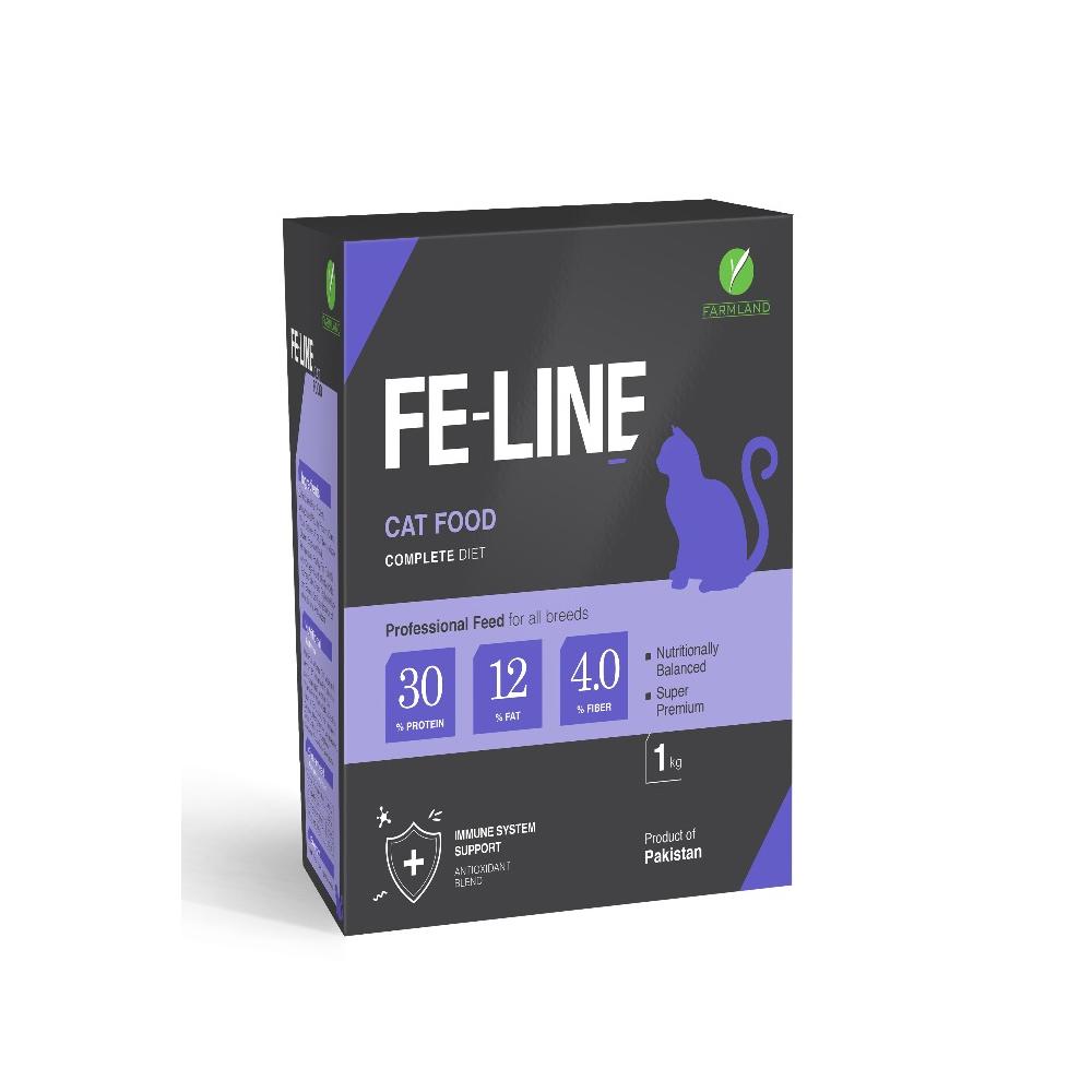 FE-LINE Cat Food