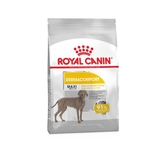 Royal Canin Maxi Dermacomfort 10kg - Pet Food - Pet Store - Pet supplies