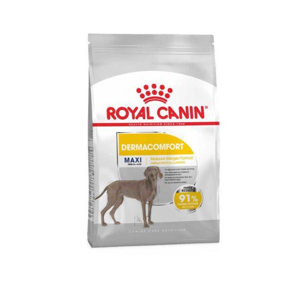 Royal Canin Maxi Dermacomfort - Pet Food - Pet Store - Pet supplies