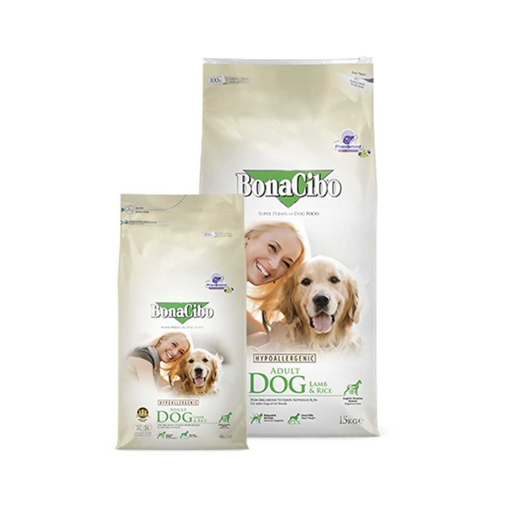 Bonacibo Adult Dog Food – 4 KG