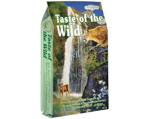 Rocky Mountain Cat Formula – TASTE OF THE WILD – 2 Kg - Pet Food - Pet Store - Pet supplies