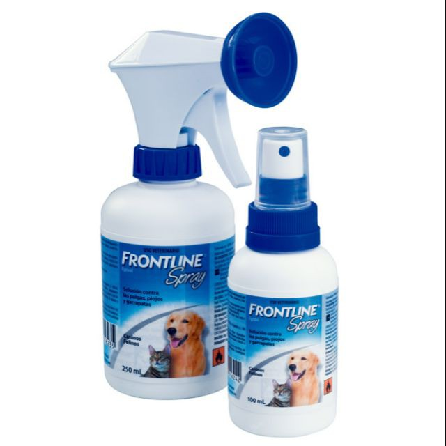 Frontline Spray - Made in France - Pet Accessories - Pet Store - Pet supplies