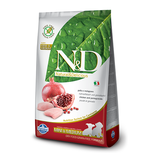 N&D Grain Free Puppy – 12kg