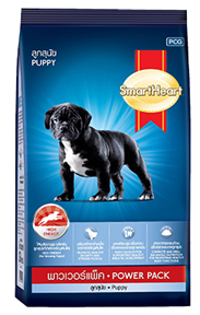 Smart heart Power pack Puppy Pack