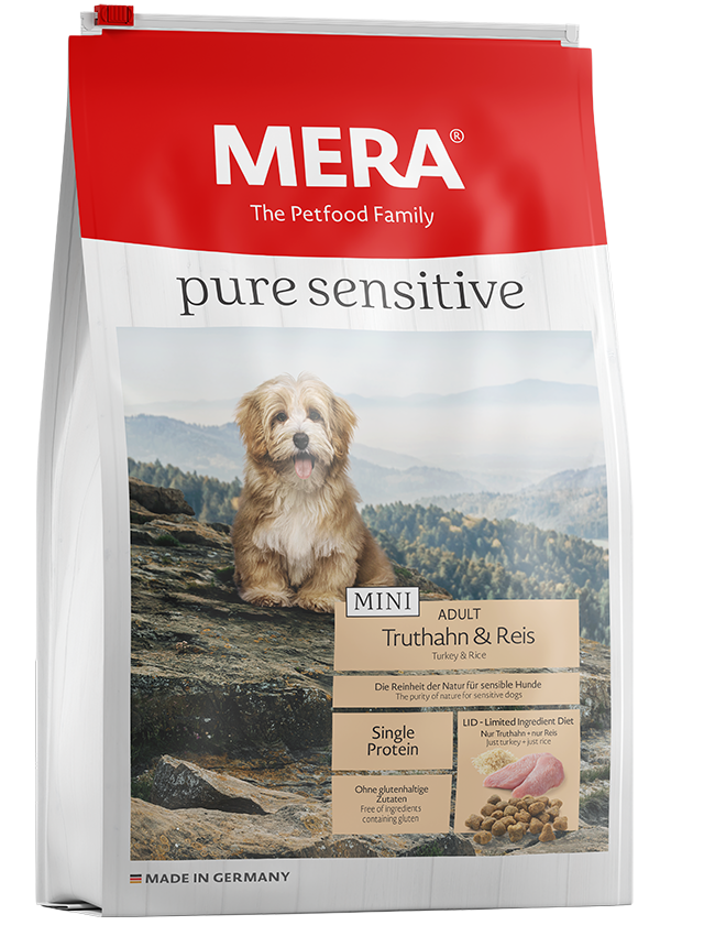 Pure Mini Turkey And Rice - Pet Food - Pet Store - Pet supplies