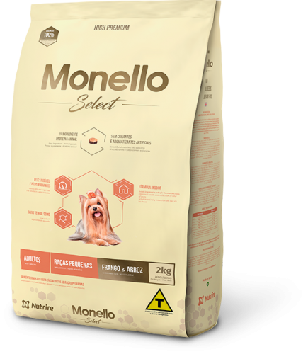 Monello Select Small Breed 2Kg