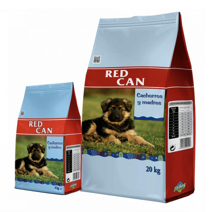 Red Can Maintenance - Pet Food - Pet Store - Pet supplies