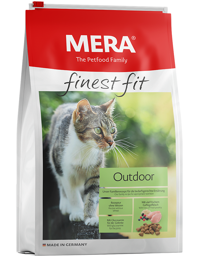 Mera Finest Fit Outdoor - Pet Food - Pet Store - Pet supplies