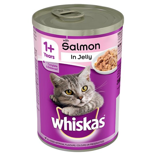 Whiskas Salmon in Jelly - Pet Food - Pet Store - Pet supplies