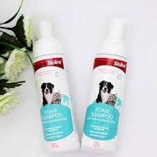 Bioline Foam Shampoo