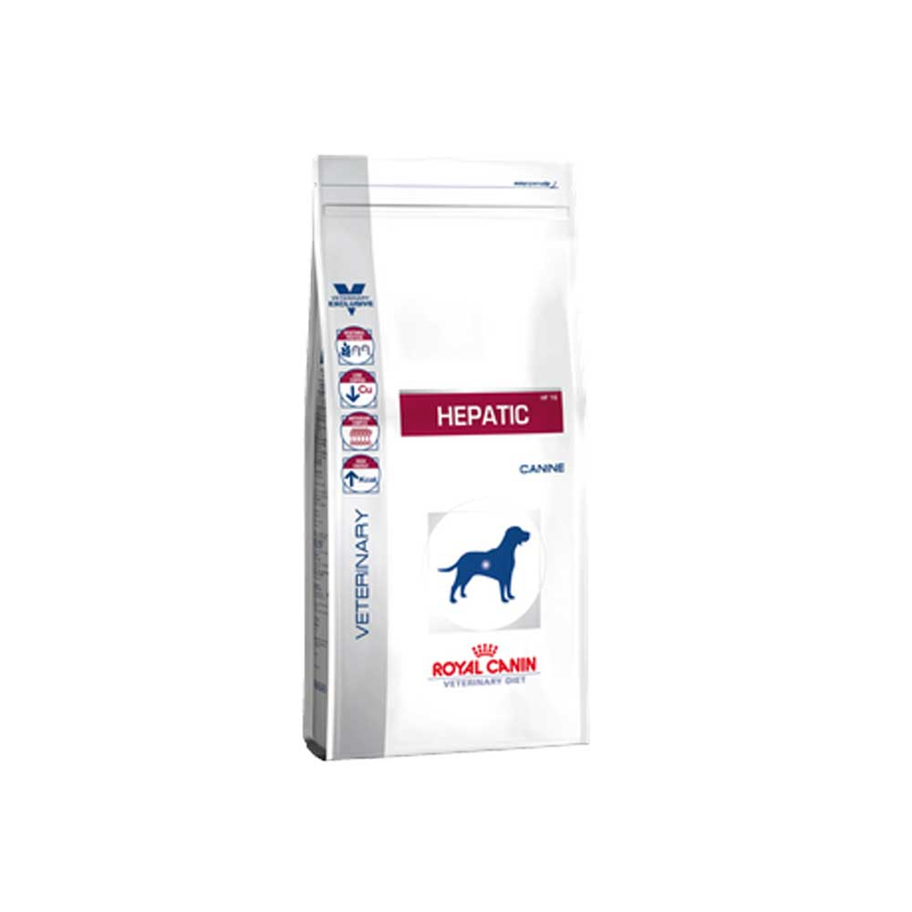 Royal Canin Hepatic Formula Dry  Dog Food 1.5kg