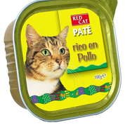 Red Cat Chicken & Tuna Tray 100G