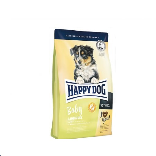 Happy Dog Baby Lamb & Rice – 18 Kg