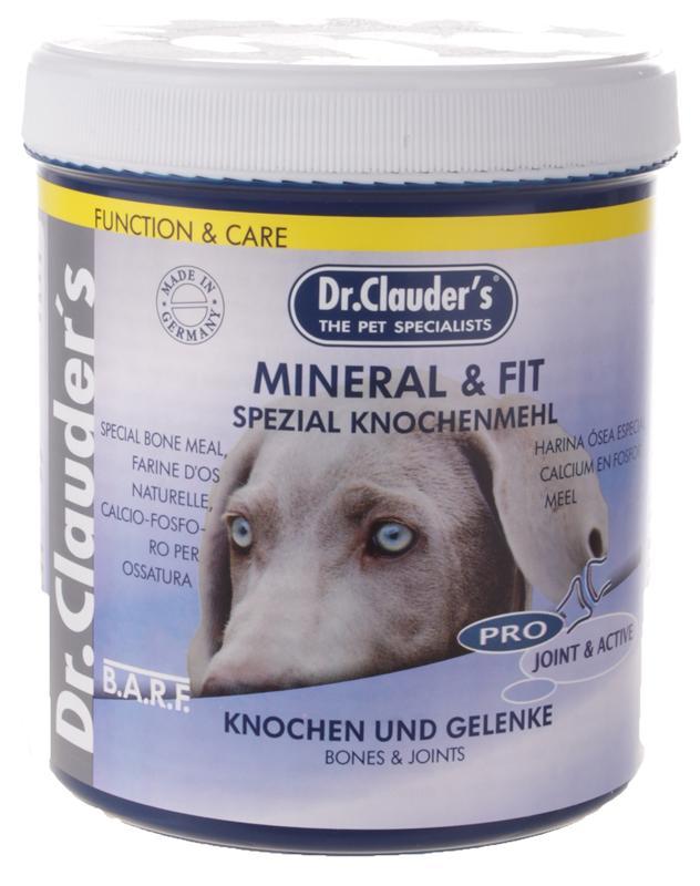 Dr.Clauder's Mineral & Fit Bonefort 500g - Pet Food - Pet Store - Pet supplies