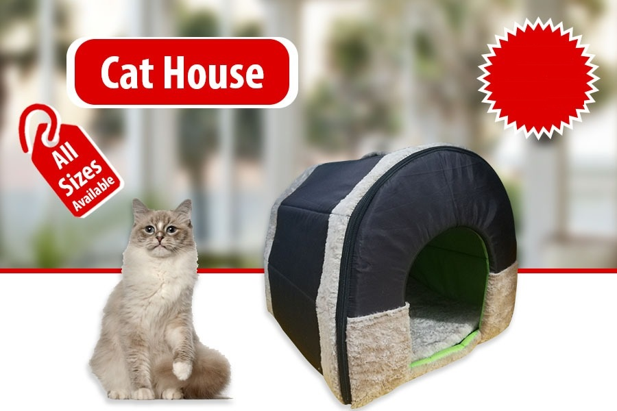 Cat House - Pet Accessories - Pet Store - Pet supplies