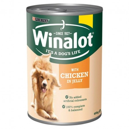 Winalot Dog Food in Jelly 400g - Pet Food - Pet Store - Pet supplies