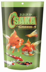 Osaka Green Fish Food 100 G - Pet Food - Pet Store - Pet supplies