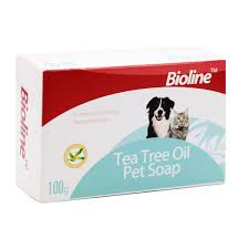 Bioline Tea Tree Oil Soap - 100g