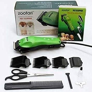 Hair Trimmer For Dog Cat Pets