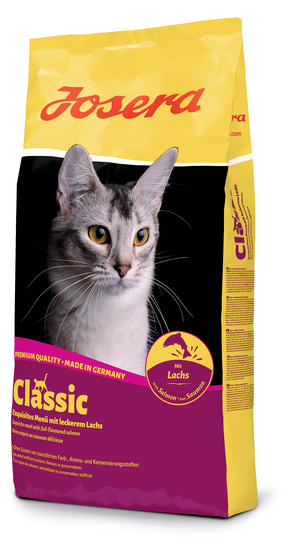 Josera Classic Cat 4 kg - Pet Food - Pet Store - Pet supplies