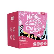 CAT LITTER CARBON PALLET - 20 KG