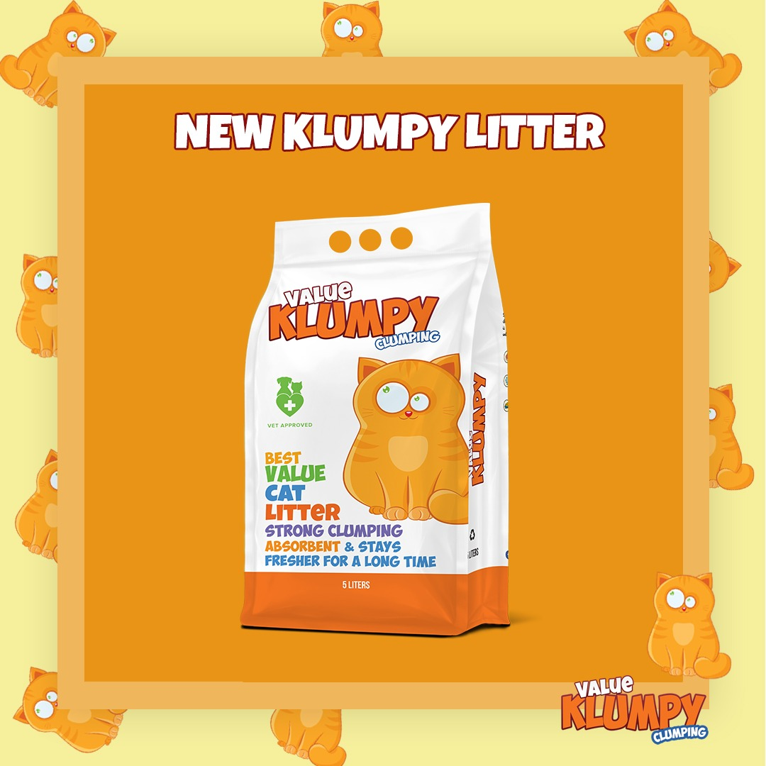 Klumpy Value 5 Litter