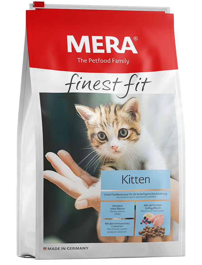 Mera Finest Fit Indoor Kitten - Pet Food - Pet Store - Pet supplies