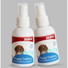 Bioline Puppy Trainer - 120 ml