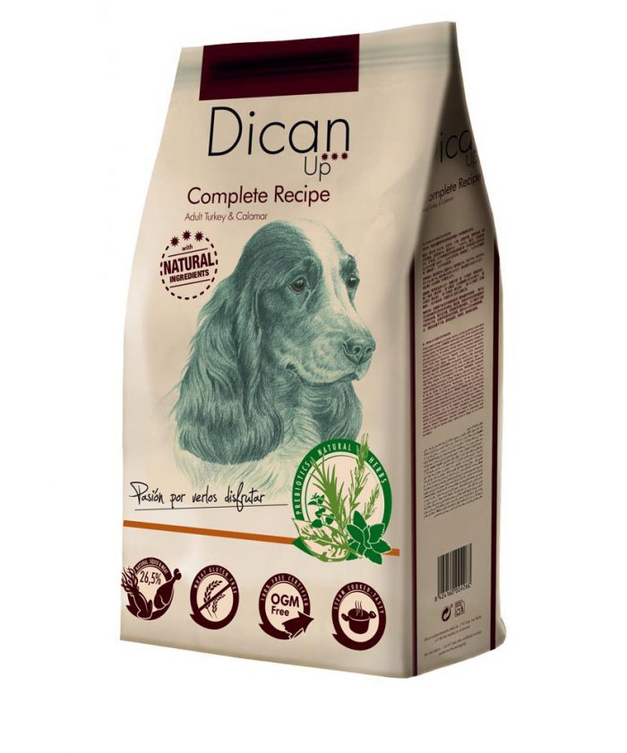 Dican Up Complete Recipe - Pet Food - Pet Store - Pet supplies
