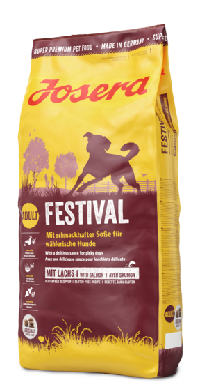 Josera Festival 15 kg - Pet Food - Pet Store - Pet supplies