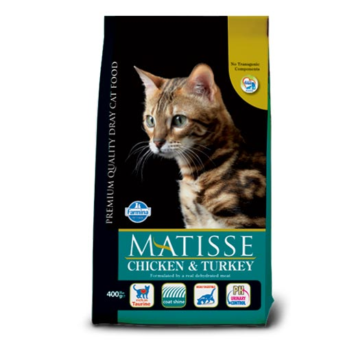 Matisse Chicken & Turkey - 1.5 kg