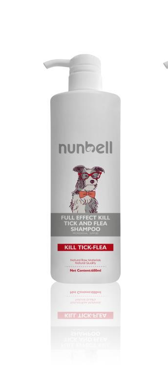 Nunbell Shampoo For Dogs - Pet Accessories - Pet Store - Pet supplies