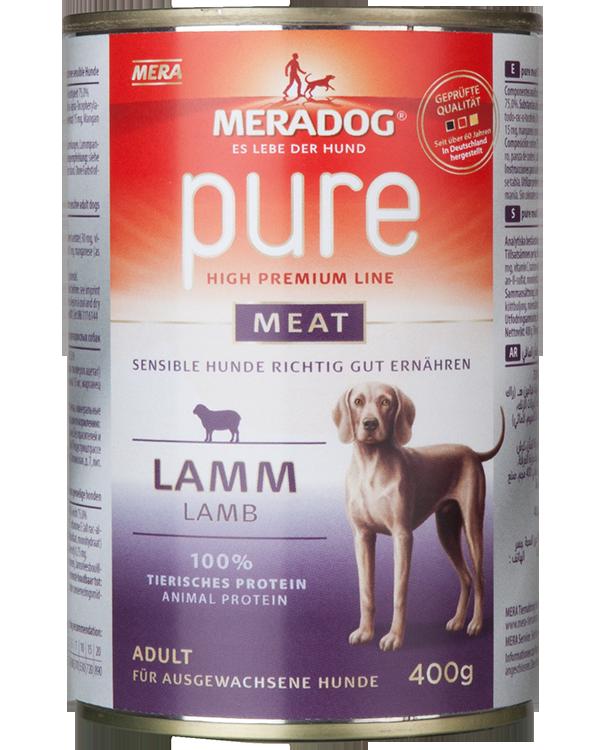 Mera Dog Pure Meat - 400 g - Pet Food - Pet Store - Pet supplies