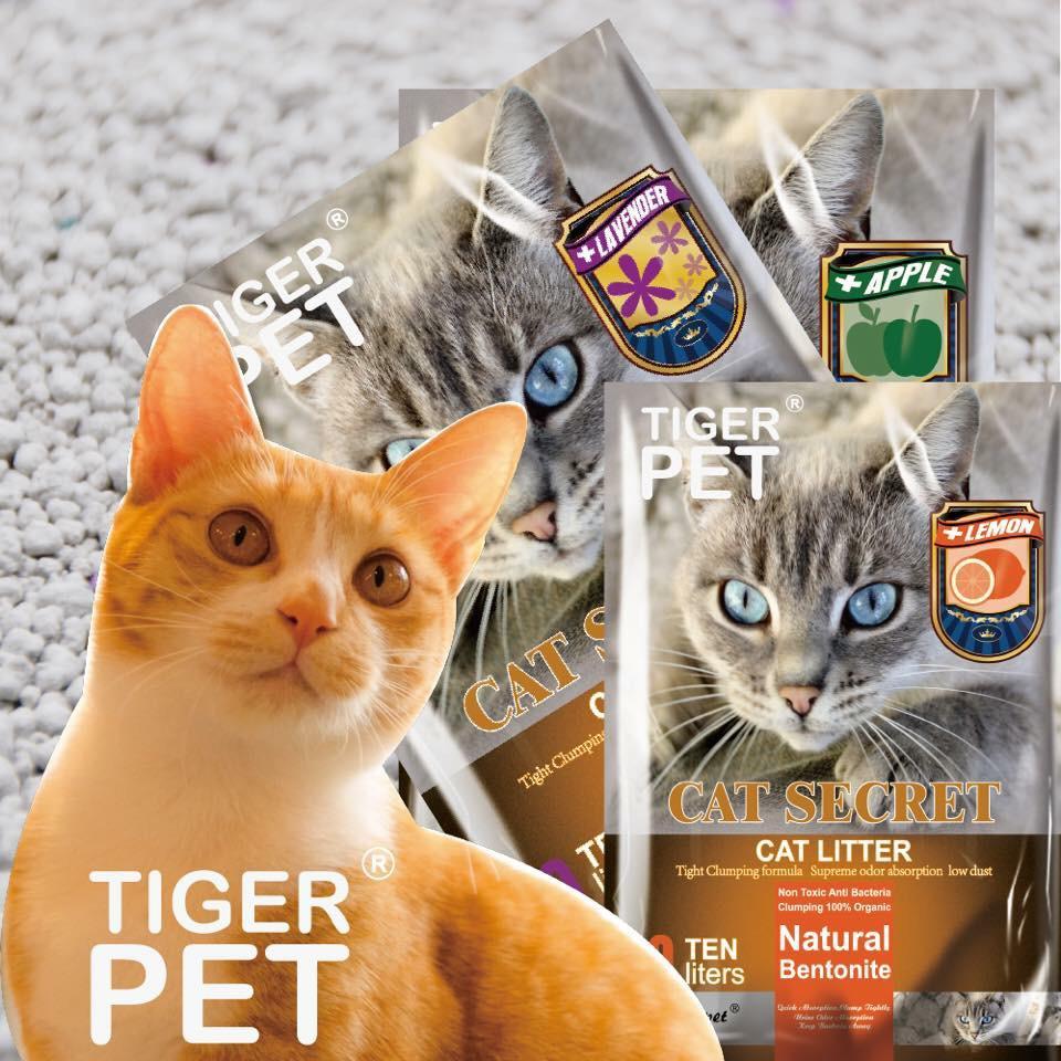 Tiger Cat Litter Secret 10 L