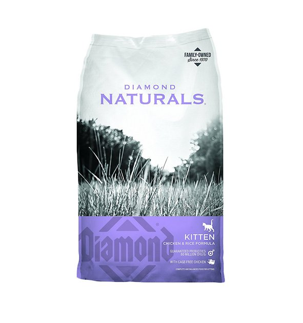 Diamond Natural Kitten 2.75kg