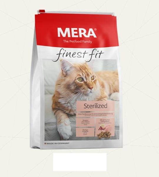 Mera Finest Fit Sterilized - Pet Food - Pet Store - Pet supplies