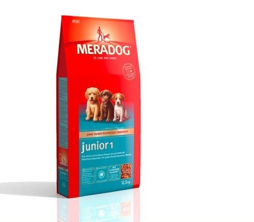 Mera Dog Junior 1 - Pet Food - Pet Store - Pet supplies