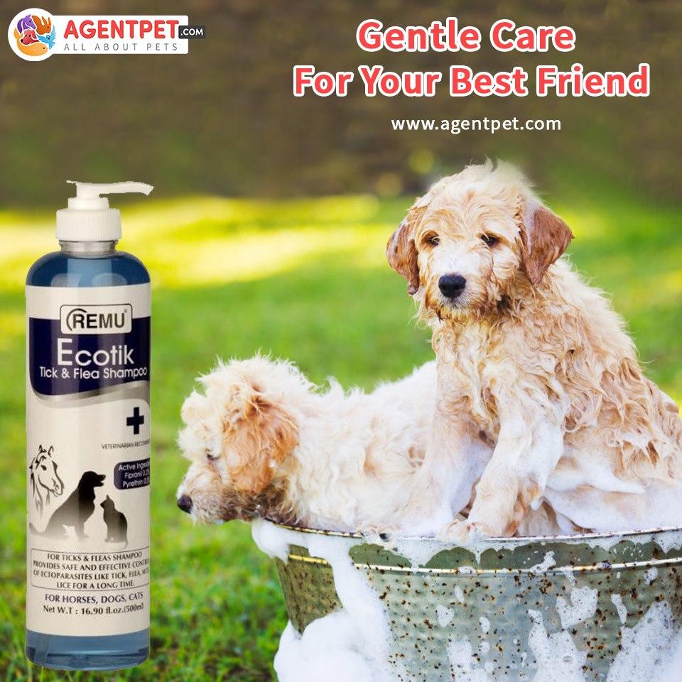 Remu Ecotik Shampoo