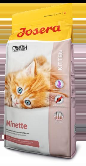 Josera Minnete Kitten 2 kg - Pet Food - Pet Store - Pet supplies