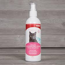 Bioline Deodorizing Spray for Cat - 175 ml - Pet Accessories - Pet Store - Pet supplies
