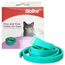Bioline Fles and Tick Collar For Cat